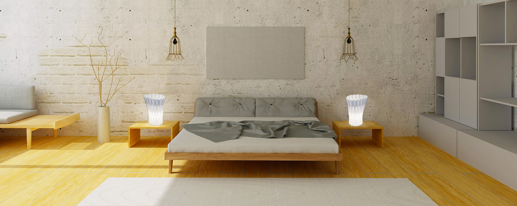 luminaires design lampes d co tetra luminaires. Black Bedroom Furniture Sets. Home Design Ideas
